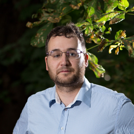 Tomasz Odrzygóźdź - September grant winner